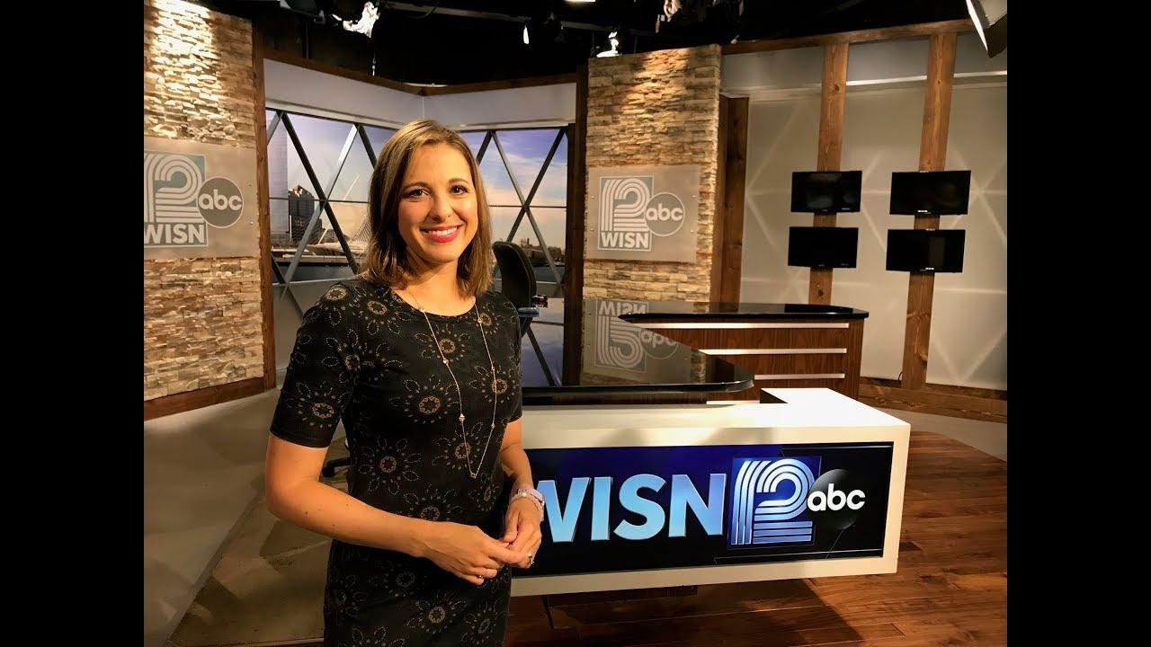 Milwaukee Talks: WISN-TV Meterologist Lindsey Slater