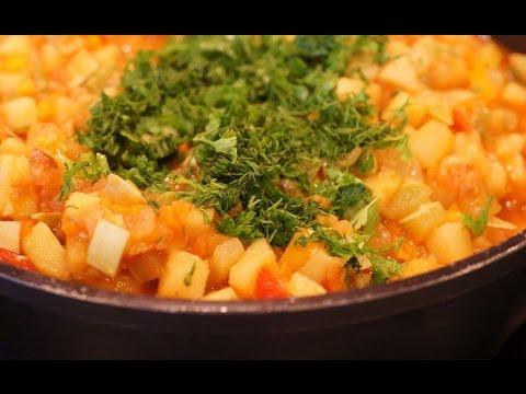 Блюда из кабачков -