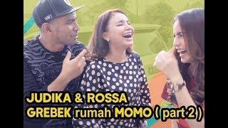 Makin Heboh !!! JUDIKA & ROSSA GREBEK KAMAR MOMO    House tour part 2 MP3