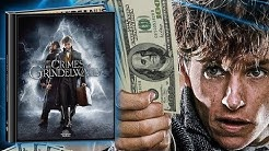 THE CRIMES OF GRINDELWALD || FANTASTIC BEASTS 2 || DIGIBOOK LENTICULAR EDITION - UNBOXING