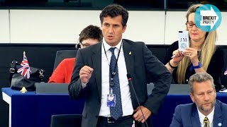 Venezuela reminds us that socialism leads to Road to Serfdom - Brexit Party MEP Robert Rowland