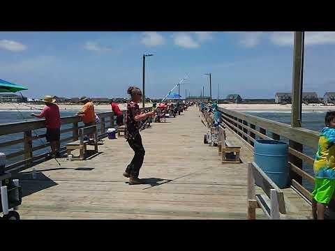 5-25-20 - Seaview Fishing Pier - Fishing Report