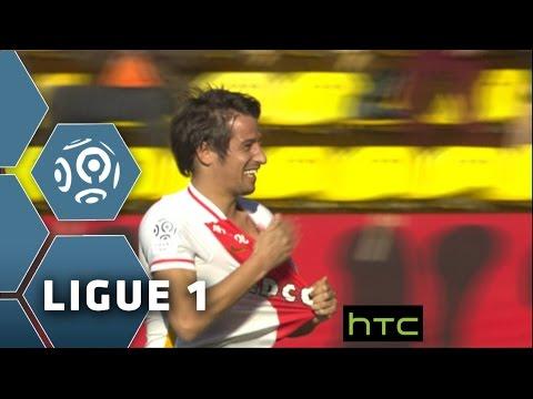 Goal Fabio COENTRÃO (36') / AS Monaco - Toulouse FC (4-0)/ 2015-16