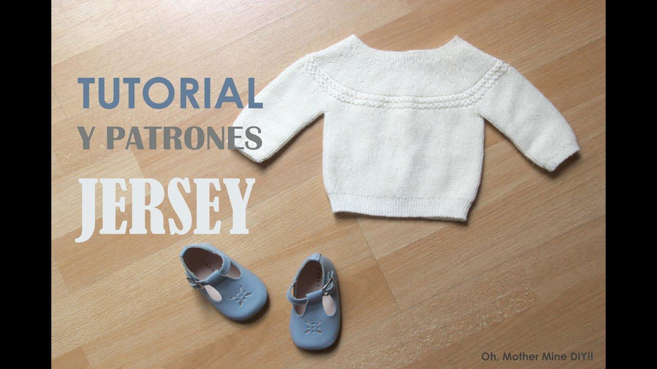 DIY Tutorial Jersey Princesa Charlotte (patrones gratis) - YouTube