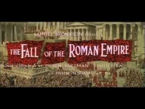 The Fall Of The Roman Empire Trailer