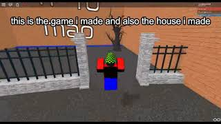bullypatrol542 copied my granny house on roblox and im exposing him