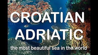 Скачать Adriatic In Croatia The Most Beautiful Sea And Coast In The Word