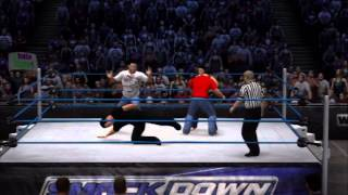 WWE 13 - 41 - January 2014 - Smackdown #4 - Tag Team Championship Match