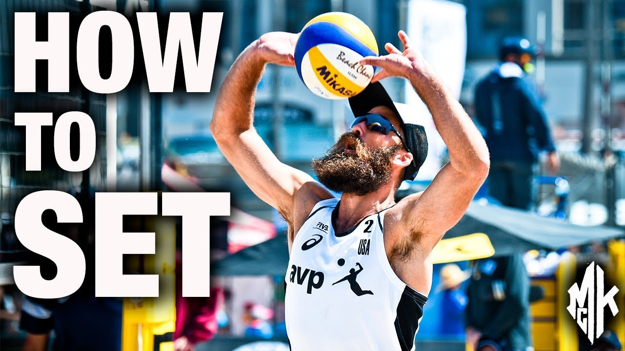 How To Set A Volleyball Better In 5 Minutes Youtube