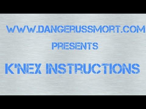 Supernova Blast Coaster 51437 Knex Build Instructions Youtube