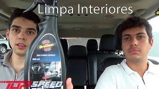 Limpando O Interior Do Carro | Canal Top Speed