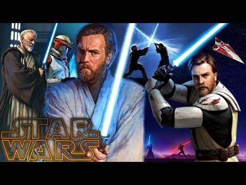 Obi-Wan Kenobi: A Star Wars Story (ft. James Arnold Taylor)