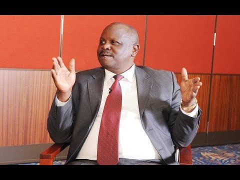 Isaac Ruto: Central Kenya voters will play all sorts of games - [Part 2] | POINT BLANK