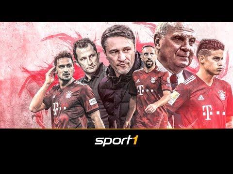 So geht der FC Bayern ins Kracher-Duell gegen Liverpool   SPORT1