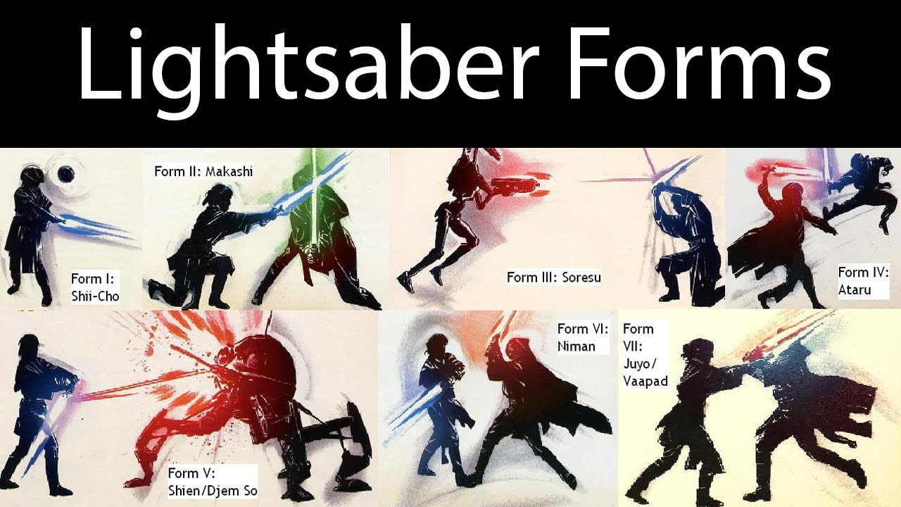 Is light saber form Makashi (form 2) strong against light saber ...