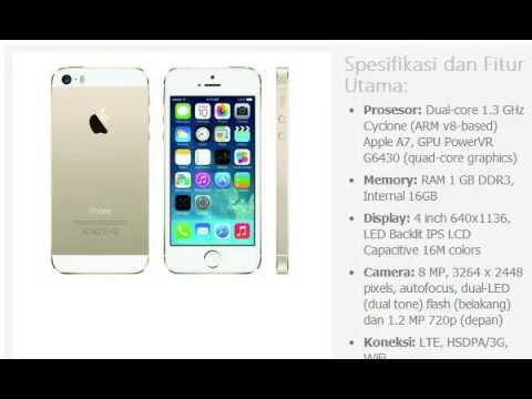 Harga Hp Apple Iphone 5s Gold 16gb