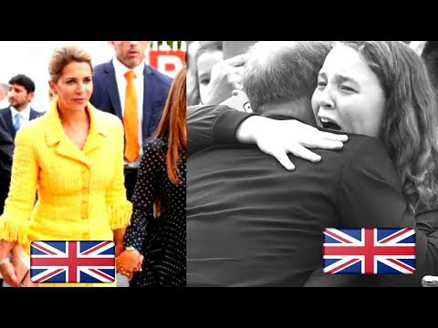 Princess Haya Bint-Hussain - May NOT be able to stay in UK too long!!