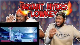 REACTING TO BRYANT MYERS - LOWKEY (OFFICIAL VIDEO).mp3
