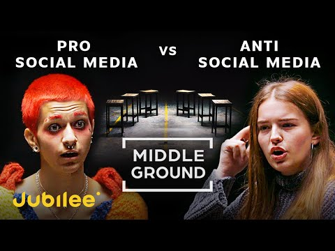 Has Social Media Harmed These Teens? | Middle Ground