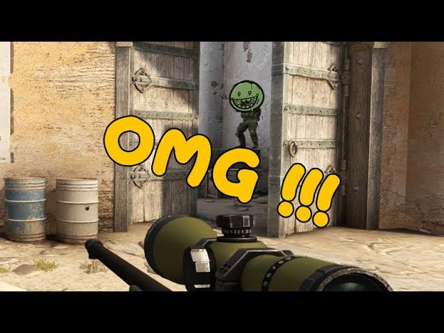 1 VS 2 Clutch CS:GO
