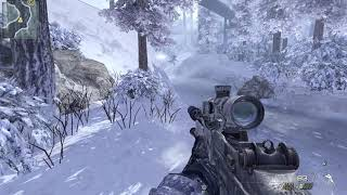 Call Of Duty Modern Warfare 2 - Evasion | Sniper Mission | solo play