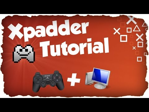 How to Get Xpadder Working! (Windows 8) | FunnyCat TV