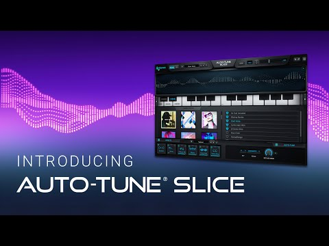Introducing Auto-Tune Slice: the new vocal sampler powered by Auto-Tune