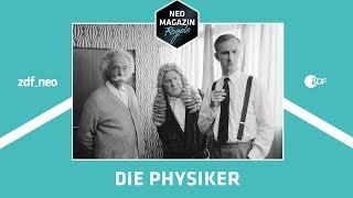 Letzte Stunde vor den Ferien: Die Physiker