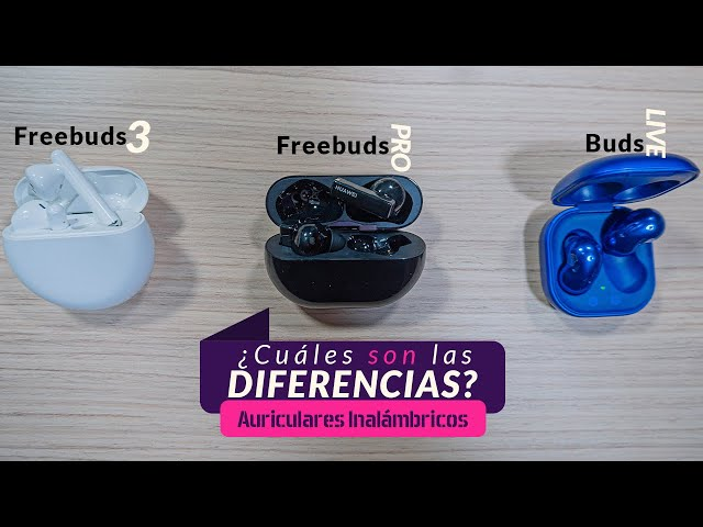 FREEBUDS PRO│UNBOXING LATINOAMERICA│Ahora con MÁS BATERÍA