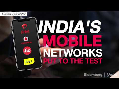 Who Provides The Best 4G Service In India?