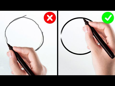 35 DRAWING TIPS THAT WILL MAKE YOUR LIFE EASIER
