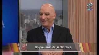 Entrevista - Dr Cyro Masci fala sobre os prejuízos da Raiva no programa Mulheres, com Cátia Fonseca
