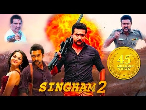 Main Hoon Surya Singham II Full Movie | Hindi Action Movies by Cinekorn