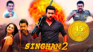 Main Hoon Surya Singham II Full Movie | Hindi Action Movies by Cinekorn | Tollywood | Tamil Cinema