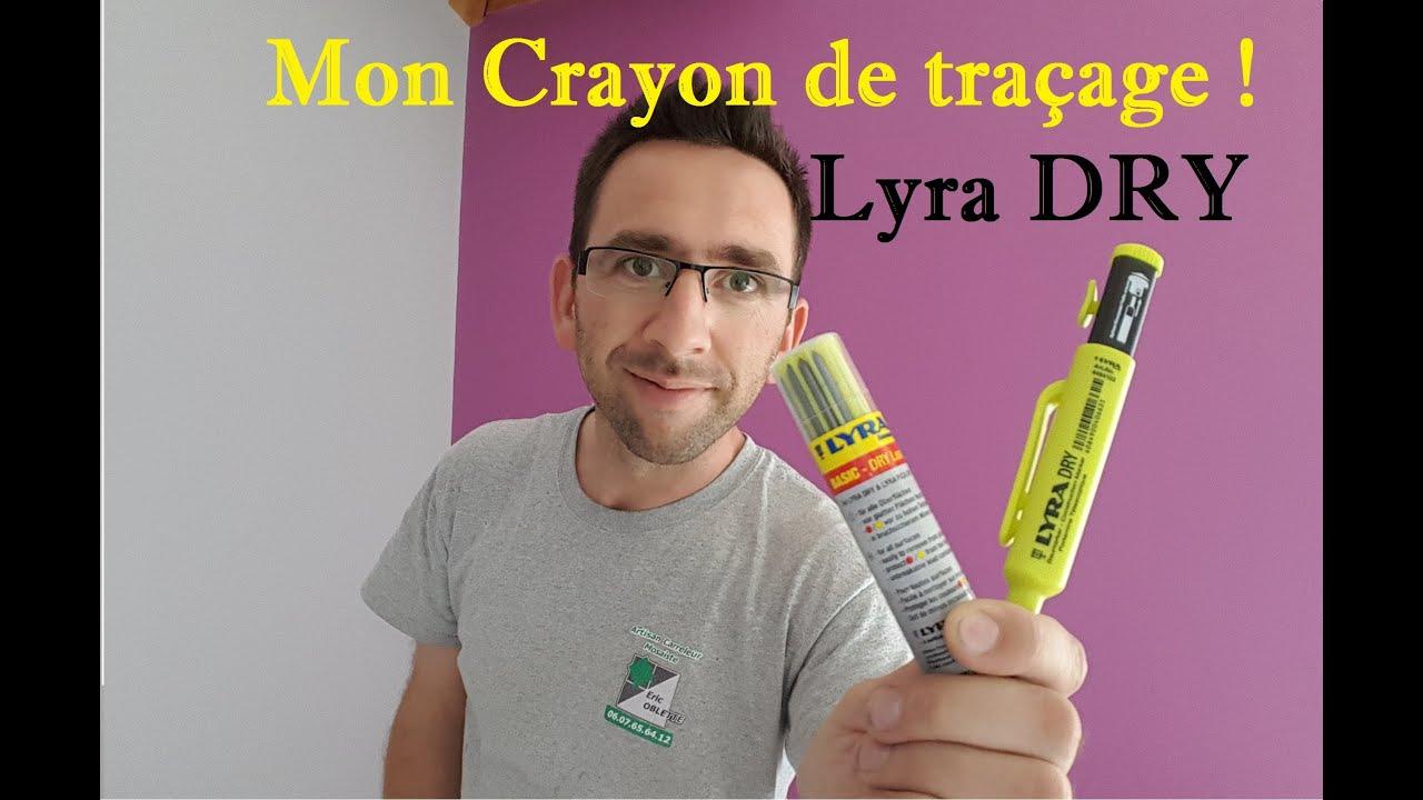 crayon de traà age lyra dry mon pagnon pour le traà age