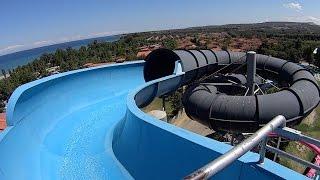Titano Roller Water Slide at Odissea 2000