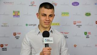 Damian Słowik z wyróżnieniem od portalu Goal.pl