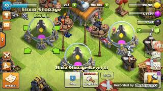 All about my Clash of Clans base part 1