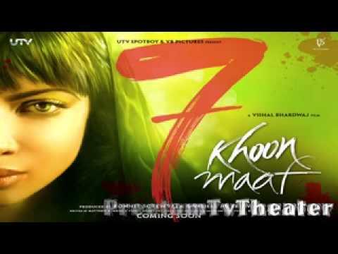 Tere Liye - 7 Khoon Maaf (2011)  *Full Song Suresh Wadkar*