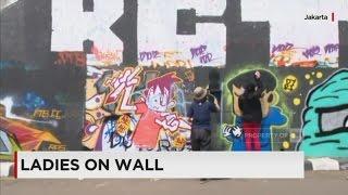 Ladies On Wall