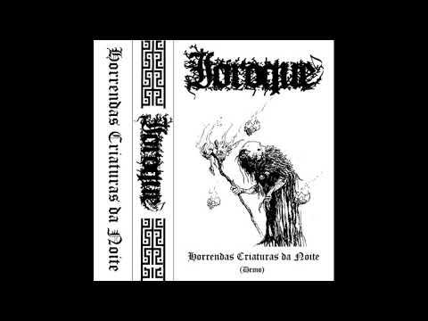 Ioroque - Horrendas Criaturas da Noite (Demo : 2020)