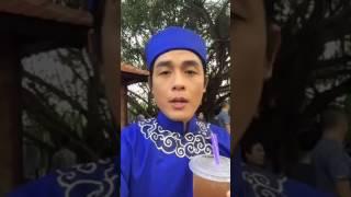 Diễn viên Hòa Hiệp đãi đoàn phim Trần Trung Kỳ Án xôi gà và trà sữa Mr Hí thumbnail