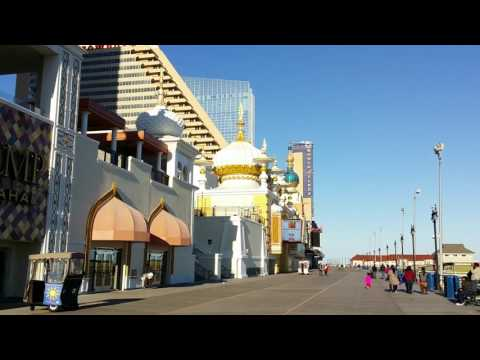 Trump Taj Mahal in Atlanta, USA