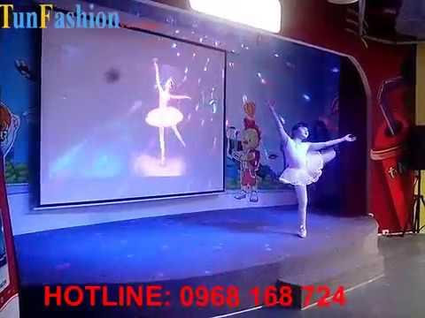 Cho thuê múa bale thiếu nhi hay nhất LH:0968 168 724