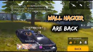 Wall Hackers Kills My Whole Sqaud - Garena Free Fire Live - Desi Gamers
