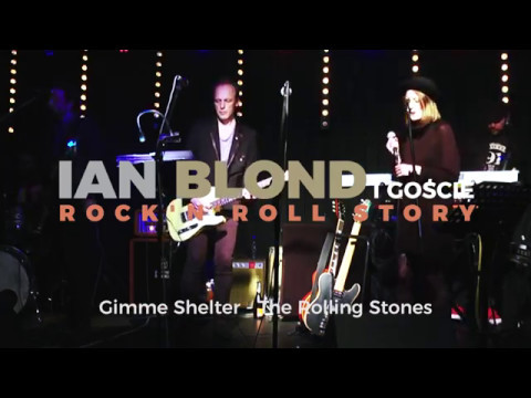 Ian Blond feat. Agyness B Marry / Gimme Shelter /Rock'n'Roll Story