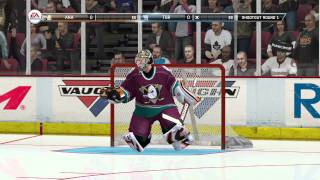 NHL 12: Shootout Commentary ep.1