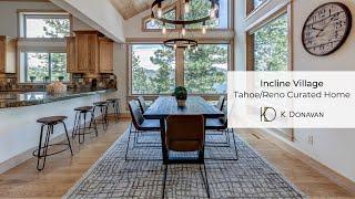 289 Tuscarora Rd, Crystal Bay, Lake Tahoe Home Staging