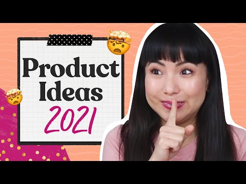 BEST 5 Handmade Products to Sell in 2021