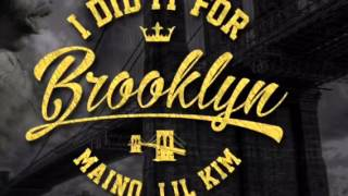 Watch Maino I Did It For Brooklyn video